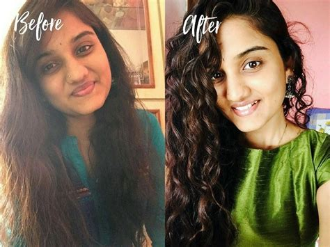 Wavy hair routine – How is it different from a curly hair