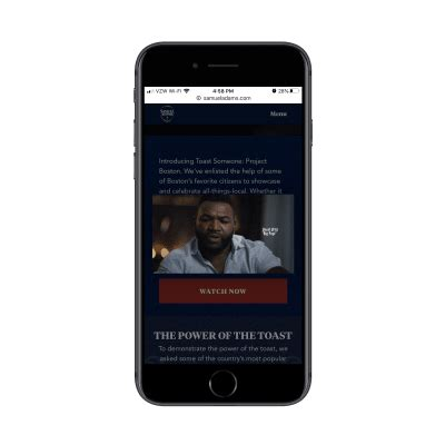 How To Design Powerful Narratives On Mobile - Web Design Tips
