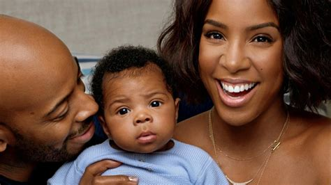 Kelly Rowland Debuts Her Baby Boy Titan, Opens Up About