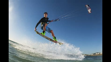Kiteboarder's POV - Red Bull King of the Air 2014 - YouTube