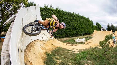 BMX Trail Riding and Park Sessions - Red Bull Tip to Tail