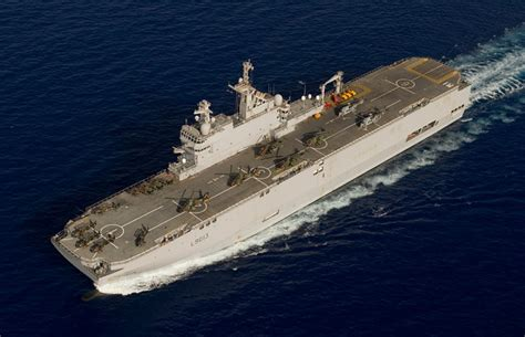 Pacific Sentinel: News Story: Russian Navy Mistral LHDs to