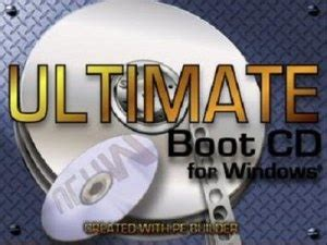 Ultimate Boot CD for Windows | Computer Idee