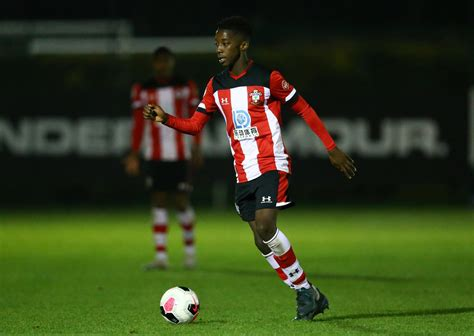 Southampton midfielder Chauke included in SA squad for the