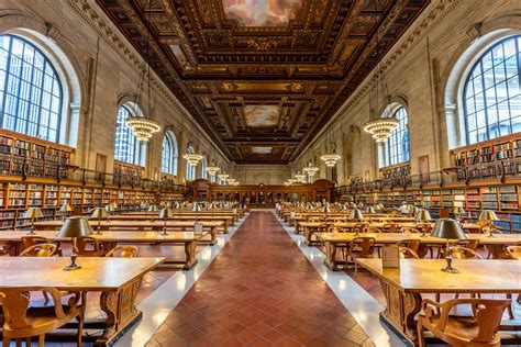 NYPL's Rose Main Reading Room could become a NYC landmark