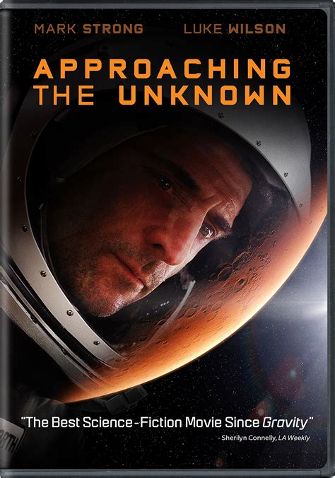 Approaching the Unknown DVD Release Date October 11, 2016