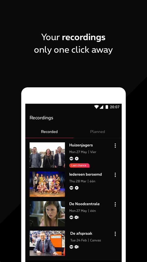Proximus Pickx for Android - APK Download