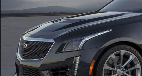 2016 Cadillac CTS-V with 640hp on tap is the most powerful