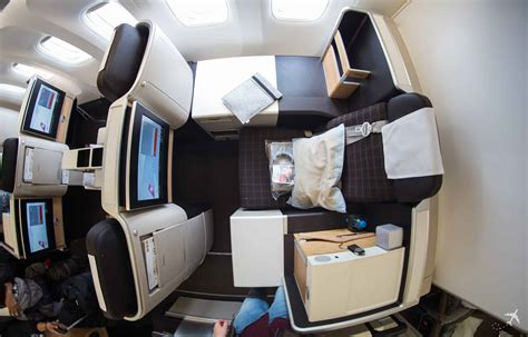 UK Companion Special: Swiss First and Business Class Seats