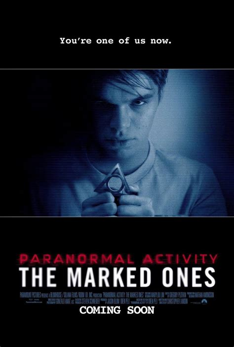 Paranormal Activity: The Marked Ones DVD Release Date