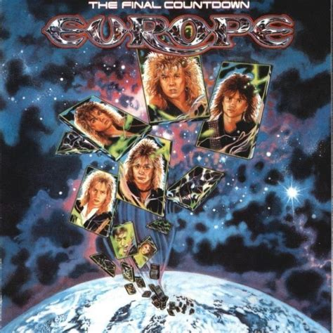 Europe - The Final Countdown (CD)   Discogs