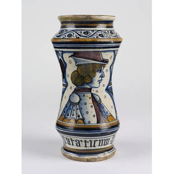 Drug jar - Victoria & Albert Museum - Search the Collections