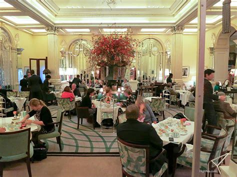 Afternoon Tea at Claridge's London (in Pictures)