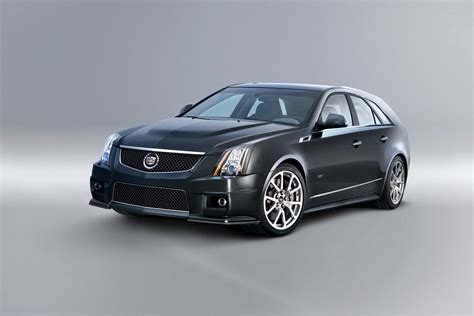2011 Cadillac CTS-V Sport Wagon | Top Speed