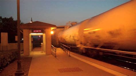 Trains in West Corona, CA on 4/29/12: BNSF, Amtrak, and