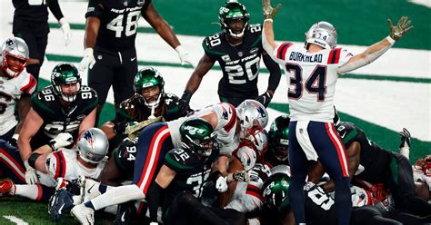 Jets Fall to New Low, 0-9, With Loss to Patriots - The New