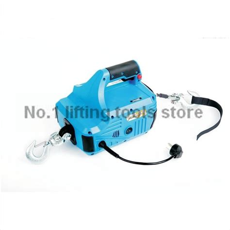 Hand Held speed variable electric winch 220 volt-in