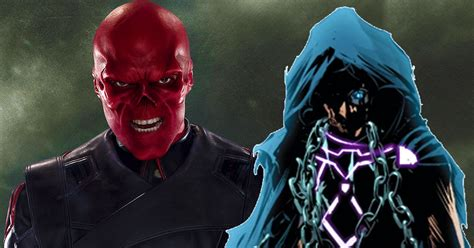 Was Red Skull A Replacement For Another Marvel Comics