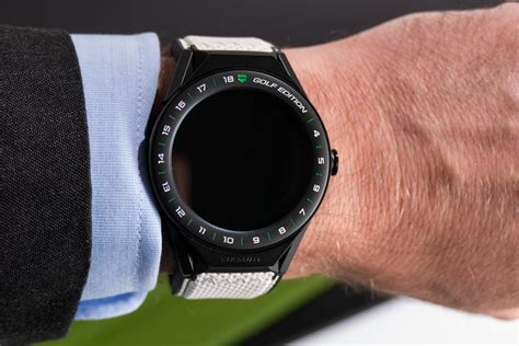 Tag Heuer Golf Edition Smartwatch Is More Than Just a