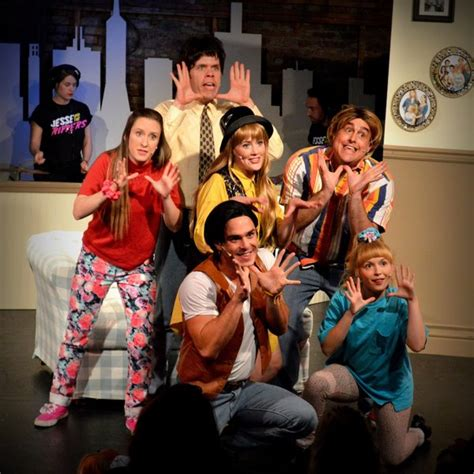Review: 'Full House! The Musical!' Lampoons a Ripe Sitcom