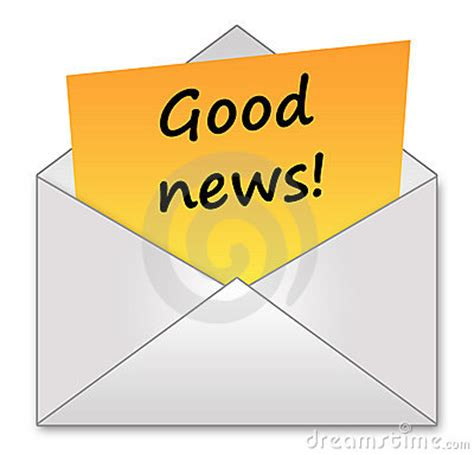 Good News Stock Images - Image: 18169074