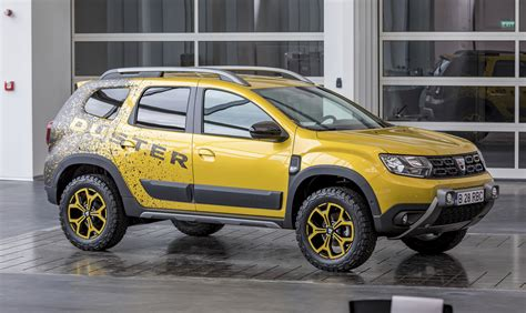 Duster, an exclusive creation for Romania - Groupe Renault