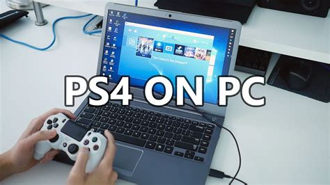 PS4 Remote Play On PC /w Latency Test - PlayStation 4