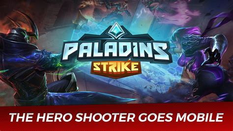Paladins Strike for Android - APK Download
