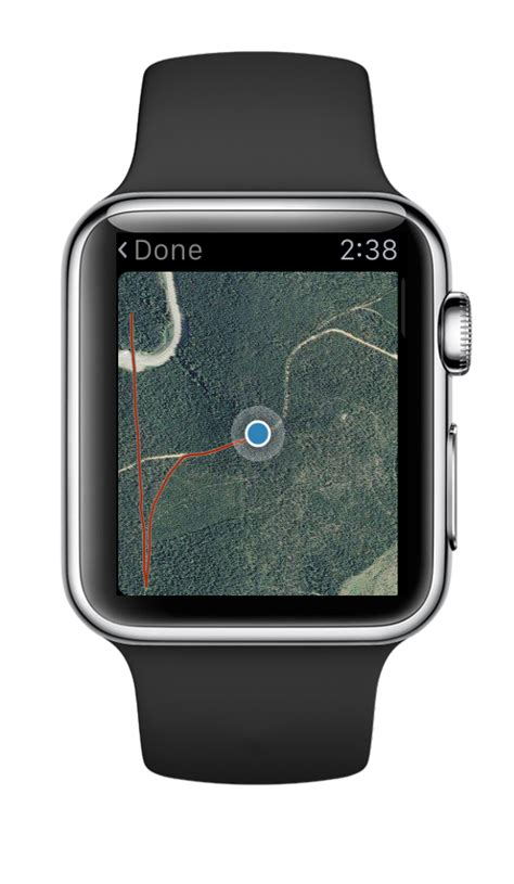 Gaia GPS for Apple Watch - Topo Maps and More - Gaia GPS
