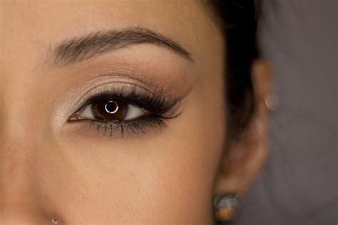 Soft, Yet Glam Eyeshadow Look · How To Create A Natural