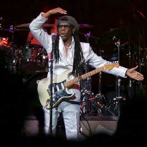 Disco legends Nile Rodgers & Chic to play huge outdoor