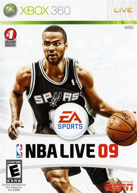 NBA Live 09 - Xbox 360   Review Any Game