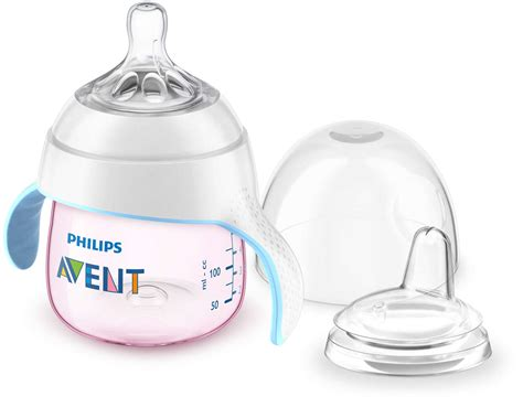Bottle to Cup Trainer Kit SCF251/02   Avent