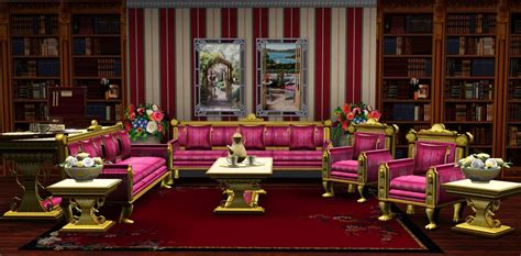 My Sims 3 Blog: Royal Living by Ladesire