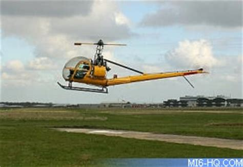 Original `From Russia With Love` helicopter up for sale