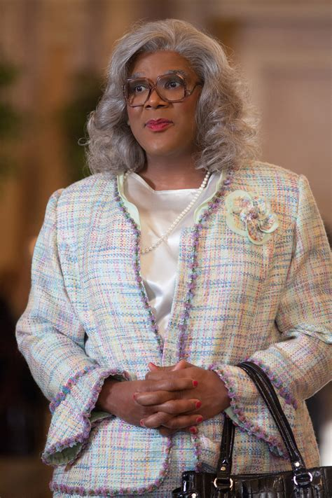 'Tyler Perry's Madea's Witness Protection' Opens - The New