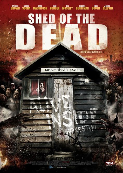 Movie Review - Shed of the Dead (2019)