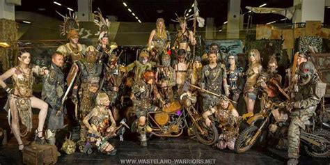 Propnomicon: Warriors of the Wasteland