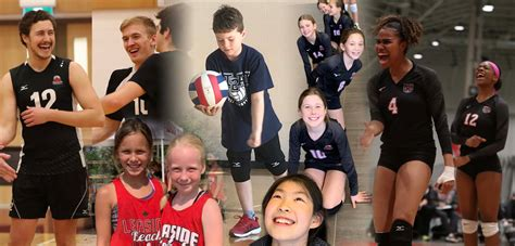 Leaside Volleyball - Home
