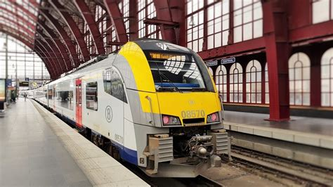 How to travel on a IC (Belgium) train