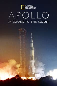Apollo: Missions to the Moon (2019) directed by Tom