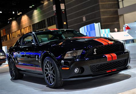 2011 Ford Shelby GT500 Production Limited To 5,500 Units