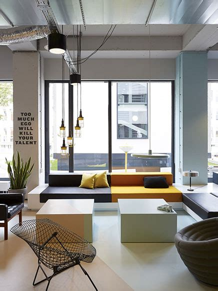 The Student Hotel | Inrichting-huis