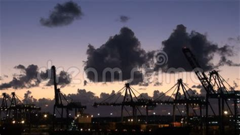 Bahamas - Freeport - Container Terminal And Drydock For