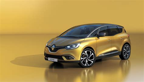 The story of honey yellow of the New Renault Scénic
