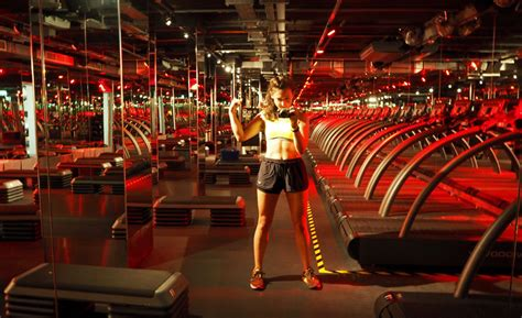 """Barry's Bootcamp East: """"The best workout in the world"""