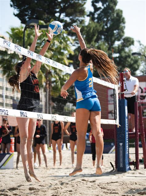 Gallery: UCLA beach volleyball falls to USC in Pac-12