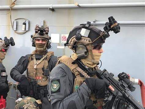 French special forces - Commando Hubert - Ministerial