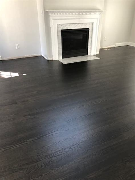Dark floors are in high demand right