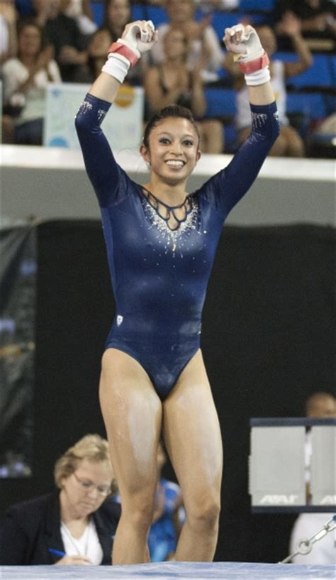 Women's gymnastics places 4th in NCAA Championship